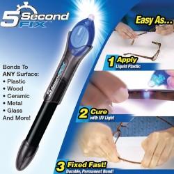 Opravné pero s UV svetlom