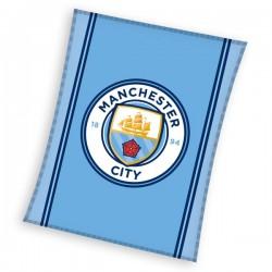 Detská fleecová deka 110x140 cm - Manchester City