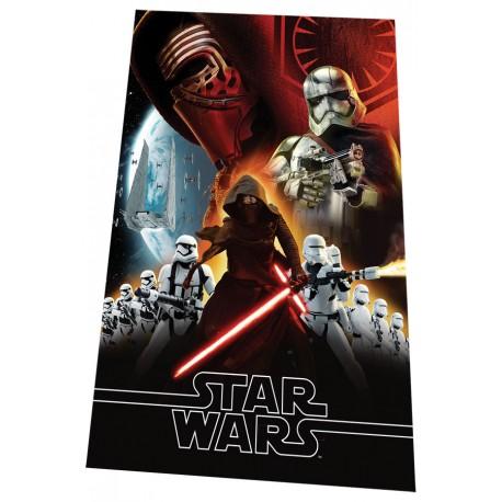 Detská fleecová deka 100x150 cm - Star Wars VII