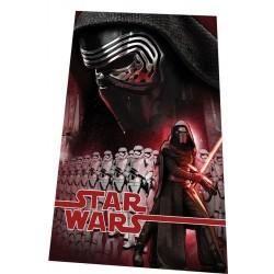 Detská fleecová deka 100x150 cm - Star Wars Kylo Ren