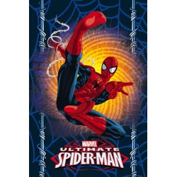 Detská fleecová deka 100x150 cm - Spiderman