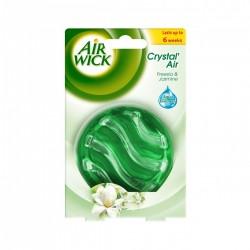 Air wick Crystal Air - Biele kvety frézie 5,21 g
