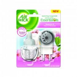 Air Wick elektrický osviežovač vzduchu, strojček & náplň - Magnólia