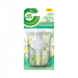 Air Wick tekutá náplň do elektrického osviežovača - Biele kvety frézie