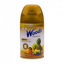 Woods Flowers - Náplň do osviežovača vzduchu Air Wick - Tropické ovocie