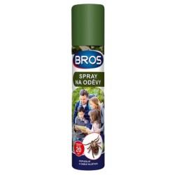 Bros - repelentný spray na odevy, 90ml