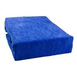 Froté prestieradlo - Modré