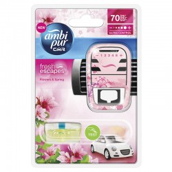 Ambi pur Car Complete 7ml - Flowers and spring