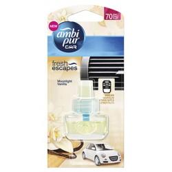 Ambi pur Car Complete 7ml - Moonlight Vanilla, náhradná náplň