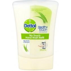 Náplň do bezdotykového dávkovača mydla - Aloe vera - 250 ml - Dettol
