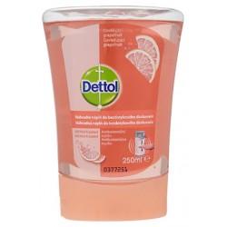 Náplň do bezdotykového dávkovača mydla - Grapefruit - 250 ml - Dettol