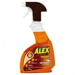 Alex - antistatický renovátor nábytku s vôňou Aloe Vera, 375ml