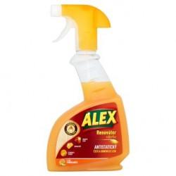 Alex - antistatický renovátor nábytku s vôňou pomaranča, 375ml