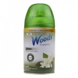 Woods Flowers - Náplň do osviežovača vzduchu Air Wick - Jasmín