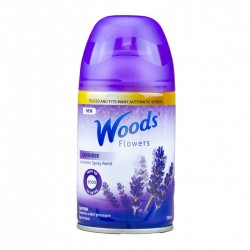 Woods Flowers - Náplň do osviežovača vzduchu Air Wick - Levanduľa