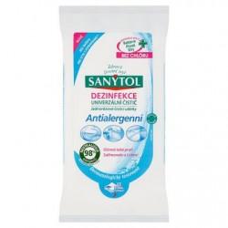 Sanytol Antialergénne utierky,  48ks