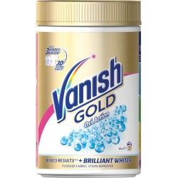 Vanish Gold Oxi Action White odstraňovač skvrn prášek, 625g
