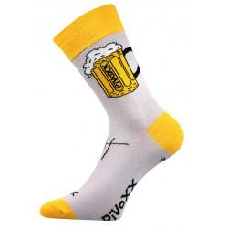 Unisex ponožky - Pivo 1 - Voxx