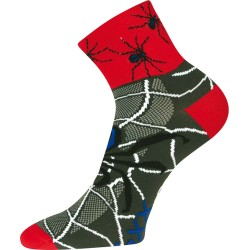 Unisex ponožky - Pavúk