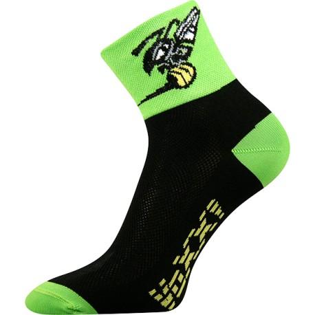 Unisex ponožky - Včielka