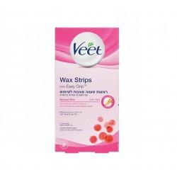 Voskové pásiky na normálnu pokožku EasyStrip™ - Veet