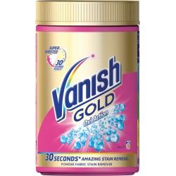 Vanish Gold Oxi Action - odstraňovač škvŕn na farebnú bielizeň - prášok, 625g