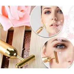 Luxusná galvanická žehlička - Golden Beauty Bar