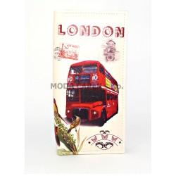 Dámska peňaženka - Londýn - Moda Čapek