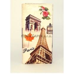 Dámska peňaženka - Paríž