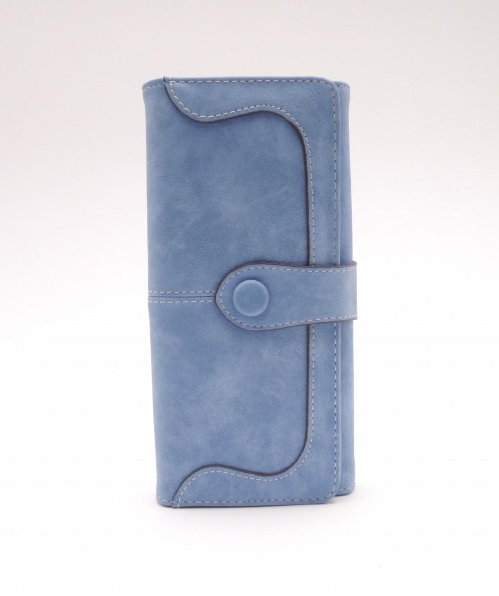 Dámska peňaženka - modrá - NAAU SK 36b7a39afac