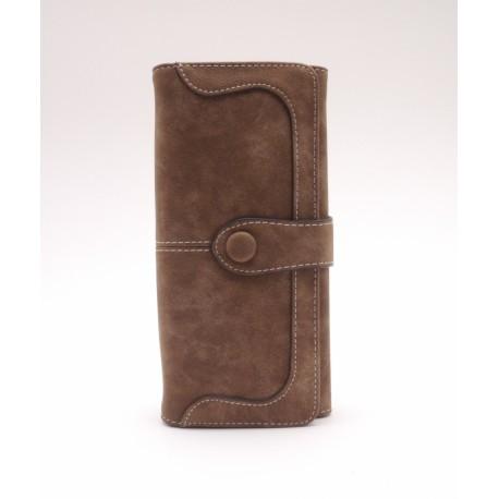 Dámska peňaženka - hnedá - NAAU SK 1c85c331527