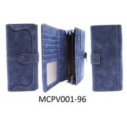Dámska peňaženka - modrá
