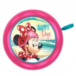Zvonček na bicykel - Minnie Mouse, kovový