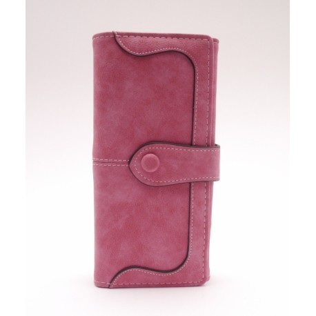 Dámska peňaženka - ružová - NAAU SK 6d6b846e091