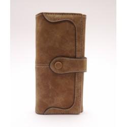 Dámska peňaženka - hnedá