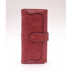 Dámska peňaženka - vínová