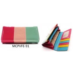Dámska peňaženka - farebná
