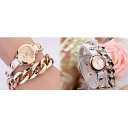 Elegantné hodinky s retiazkou