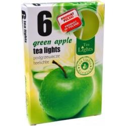 Čajové sviečky - Zelené jablko - 6 ks - Admit