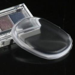Silikónová hubka na make-up - priehľadná