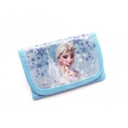 Detská peňaženka - Elsa, svetlomodrá