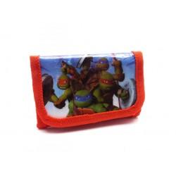 Detská peňaženka - Korytnačky Ninja