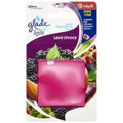 Glade Discreet - Lesné ovocie - Náhradná náplň, 8g