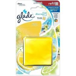 Náhradná náplň Glade Discreet - Svieži citrus 8 g - Brise