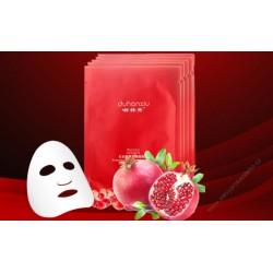 Pleťová maska s extraktom z granátového jablka
