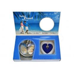 Perla priania - Modrá
