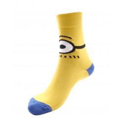 Unisex ponožky - Crazy - Mimoň - Moda Čapek