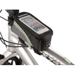 Taška na mobilný telefón s upevnením na rám bicykla