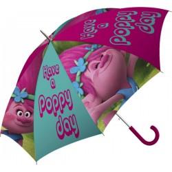 Detský dáždnik - Trollovia Poppy - Euroswan