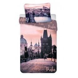 Bavlnené obliečky na jednolôžko - Praha